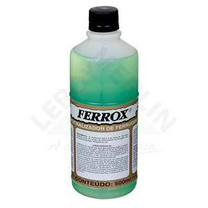 Neutralizador De Ferrugem Ferrox 500ml