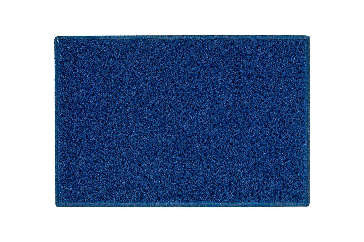Tapete Vinil 60cm X 40cm Azul Royal