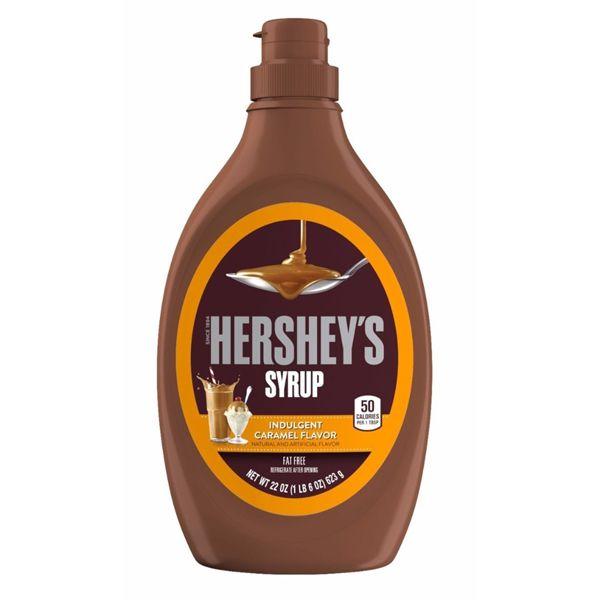Calda de Caramelo Hersheys Syrup 623gr