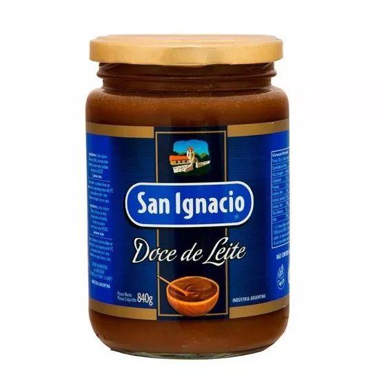Doce De Leite Argentino San Ignacio Premium Gourmet 840gr