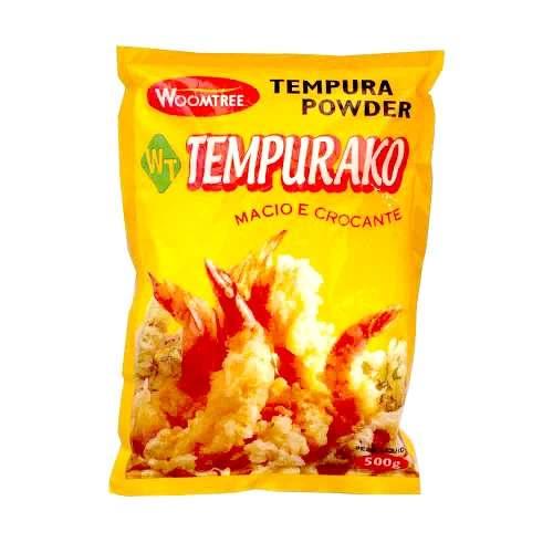 Farinha Tempurako Tempura Wontree 500gr