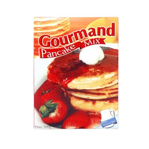 Mistura Massa Panqueca Gourmand Pancake Mix 500g Dc