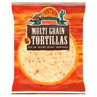 Tortilla Trigo Comida Mexicana 6 Unidades 240g