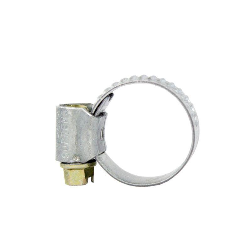 Abraçadeira de Pressão em Aço Carbono 13-19mm Kit 2