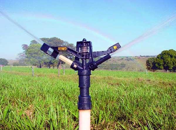 Aspersor para Irrigação Agrícola