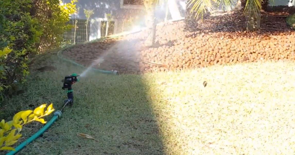Aspersor para Irrigação Setorial