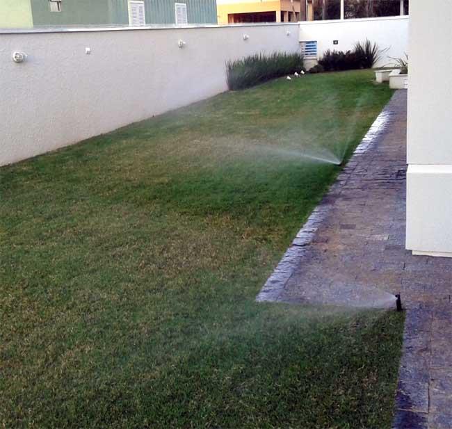 Aspersor para Irrigação Sempre Verde 90º