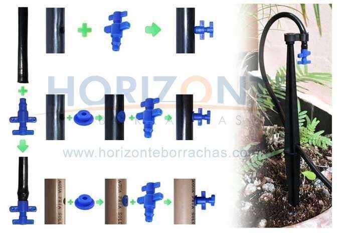 Gotejador para Plantas GA2 - Kit 30