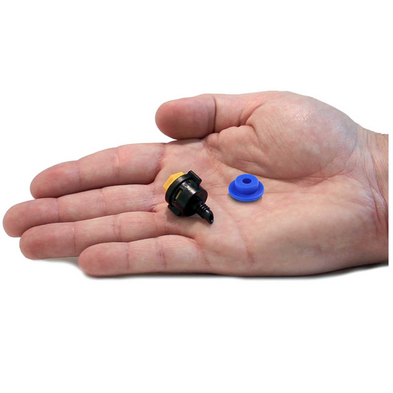 Microaspersor NA1 + Chula - 15 Unidades de Cada