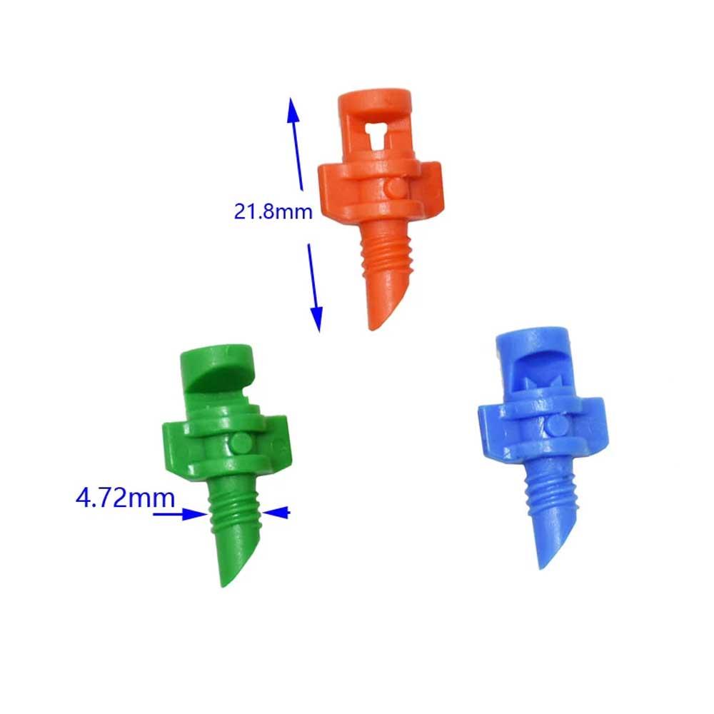 Microaspersor Single Piece 360º - 50 Unidades