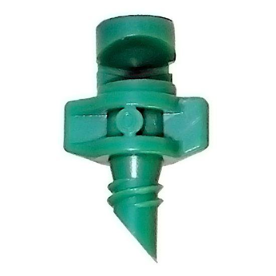 Microaspersor Single Piece Jets 180º - KIT com 30