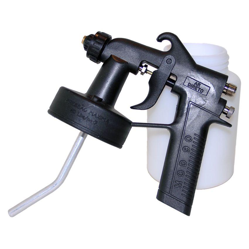 Pistola de Pintura e Pulverização