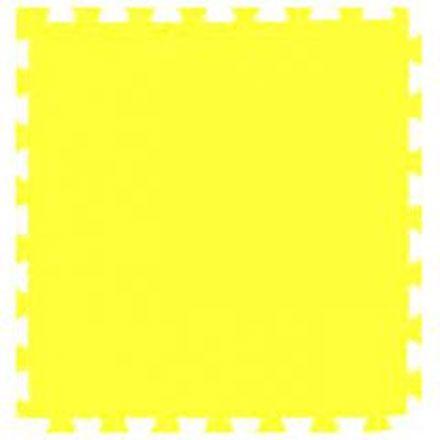 Tatame 10mm Amarelo 1x1mt