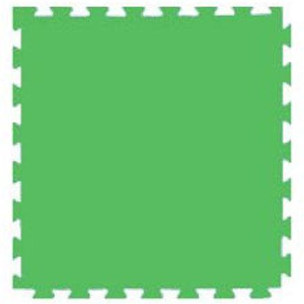 Tatame 10mm Verde 1x1mt