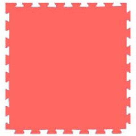Tatame 10mm Vermelho 1x1mt