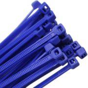 Abraçadeira de Nylon 37-cm Preta Pacotes com 100 unidades