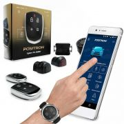 Alarme Carro Automotivo Pósitron Px 360 BT C/ BLUETOOTH