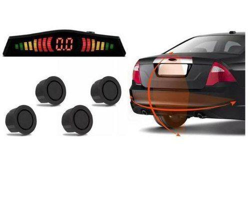 05 Kits Sensor De Estacionamento Ré Pontos Universal Display