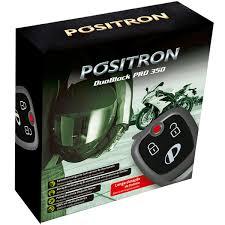 Alarme Moto Automotivo Pósitron Ex 360 Exact Universal