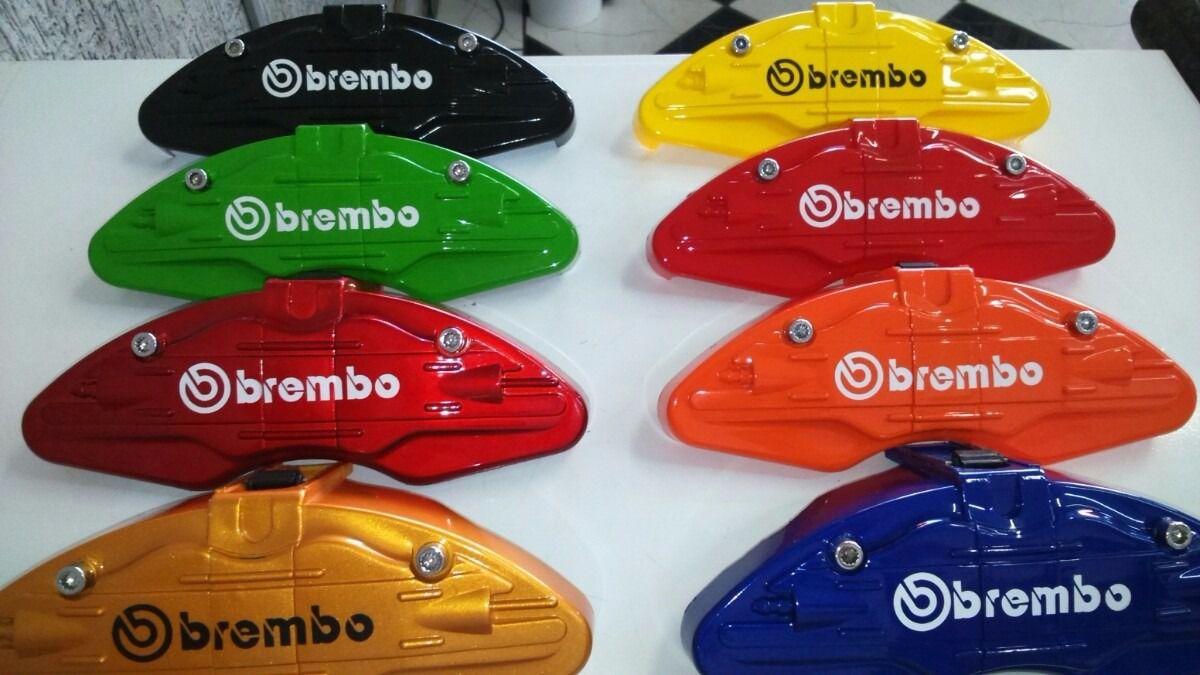 Capa de Pinça de Freio Brembo C/ Proteção Térmica Interna e Travas