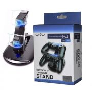 Carregador Vertical Controle PS4  Dock Station Dualshock Playstation 4