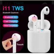 Fone de Ouvido Sem Fio Bluetooth 5.0 I11 Tws Touch