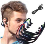 Fone de Ouvido Sem Fio Bluetooth Chamadas Musicas