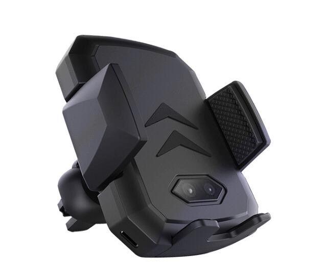 Carregador Por Indução Sem Fio Suporte Veicular Wireless