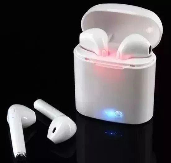 Fone de Ouvido Sem Fio Bluetooth I7s Tws (Airpods)