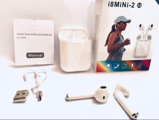 Fone de Ouvido Sem Fio Bluetooth i8Mini-2 Tws