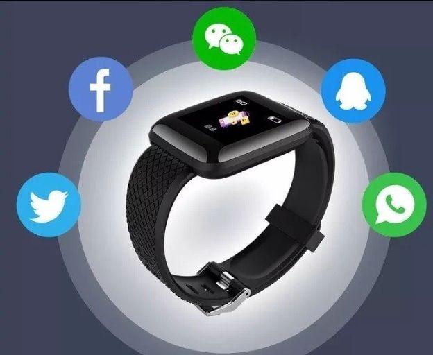 Relogio Inteligente Smartwatch D13 Par (Azul+Vermelho) Pedometro Multi-esportes Km Kcal FC PA