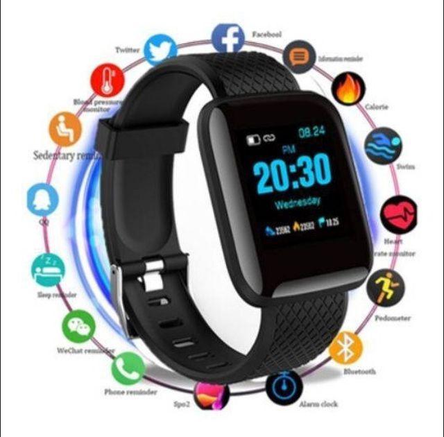 Relogio Inteligente Smartwatch D13 Par (Preto+Roxo/Fucsia) Pedometro Multi-esportes Km Kcal FC PA