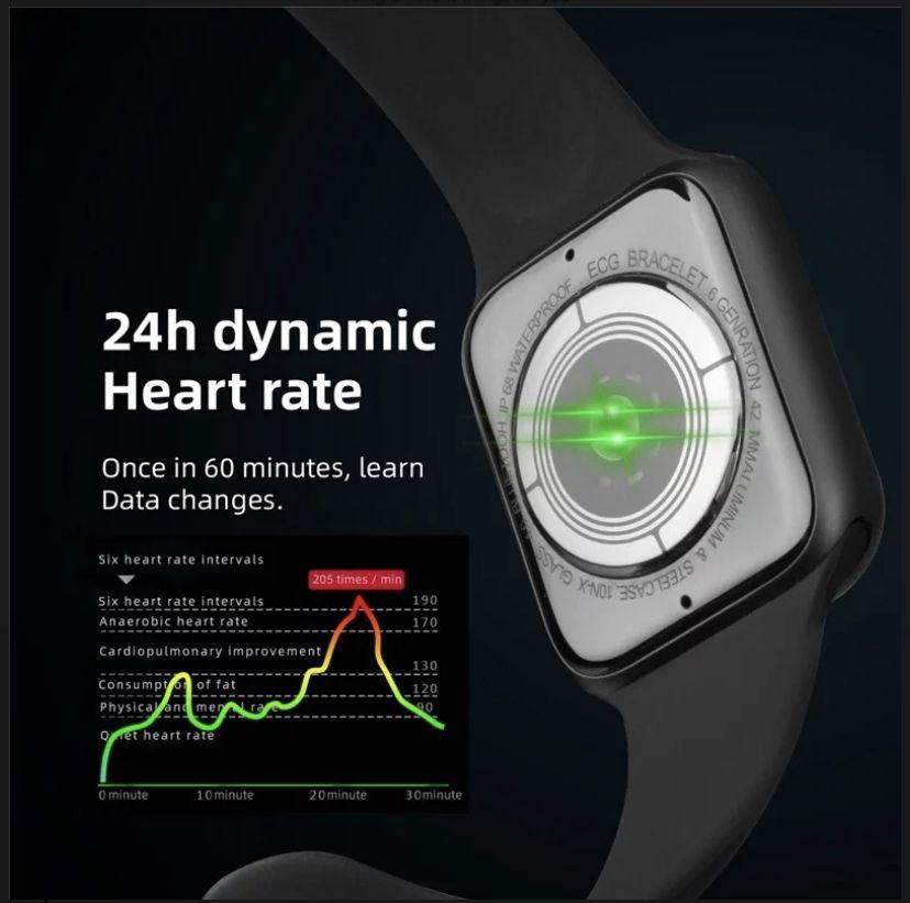 Relogio Inteligente Smartwatch P90 Rosa Pedometro Multi-esportes Redes Sociais