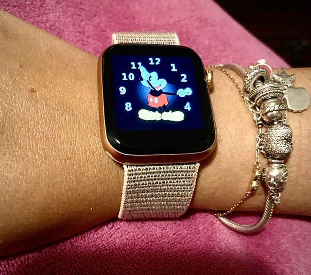 Relogio Inteligente Smartwatch Serie 5 Rosa 40mm
