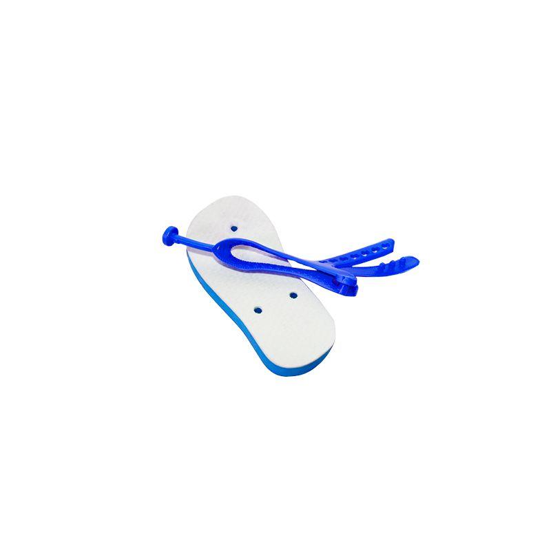 Chinelo baby para sublimação - Azul royal