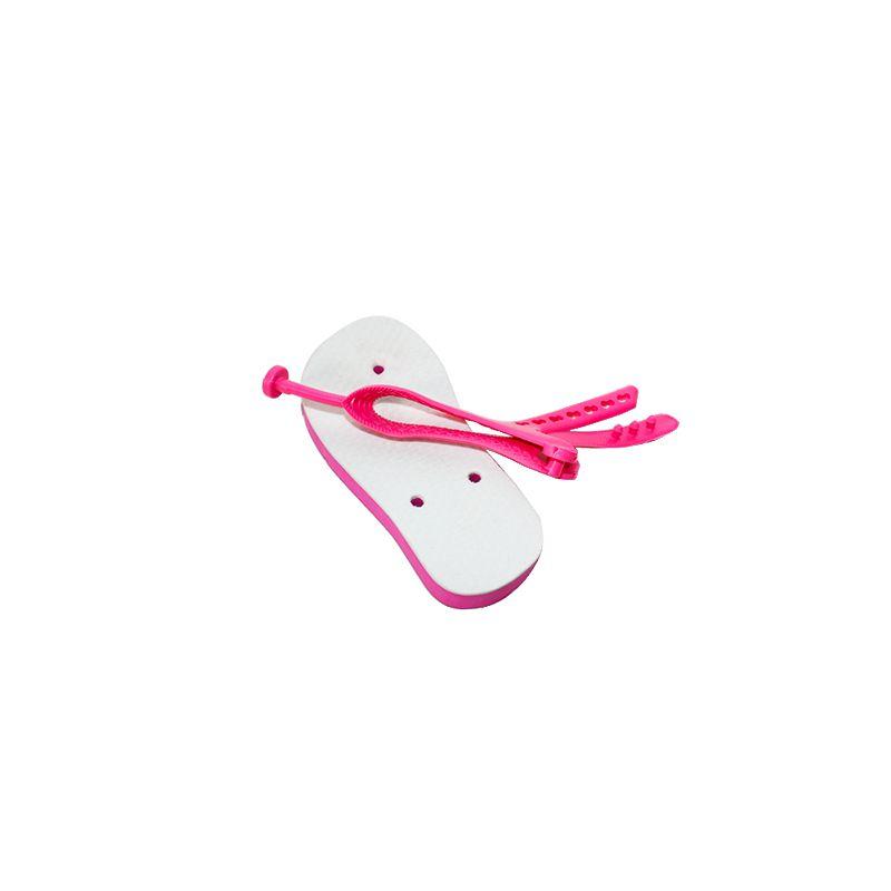 Chinelo baby para sublimação - Pink