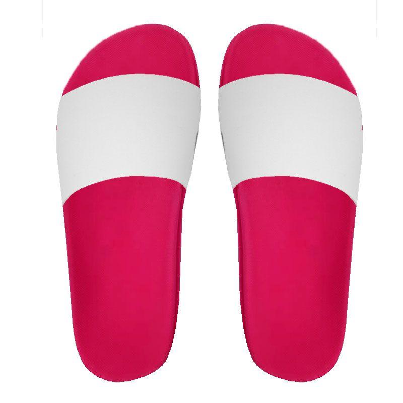 Chinelo Slide para sublimação - Pink