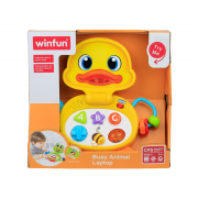 Laptop Baby Patinho - WinFun