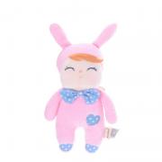 Mini Doll Angela Pink Bunny 21cm - Metoo