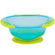 Pratinho Bowl com Ventosa Azul - Buba