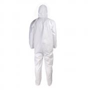 Macacão de Segurança Impermeável para pintura e riscos químicos - Teknoluvas