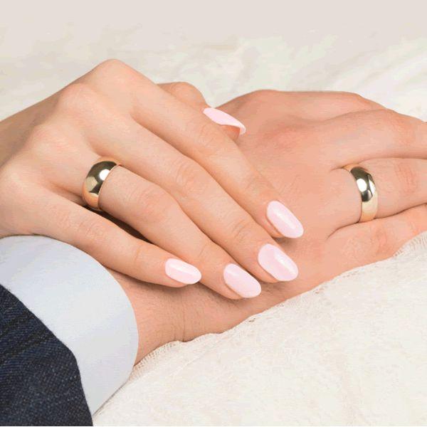Alianças Tradicionais Casamento Noivado São Paulo Ouro 6,5mm - A058