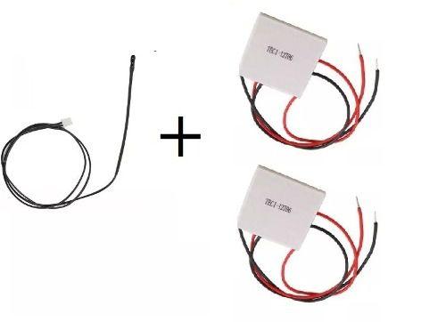 Sensor Ntc Bebedouro Purificador Master Frio + 2 Pastilhas