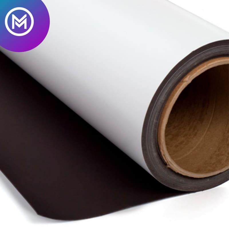 Folha Manta Magnética Imã Vinílica 0,3mm - A4 - 21x30cm  - INFINITY PLACE