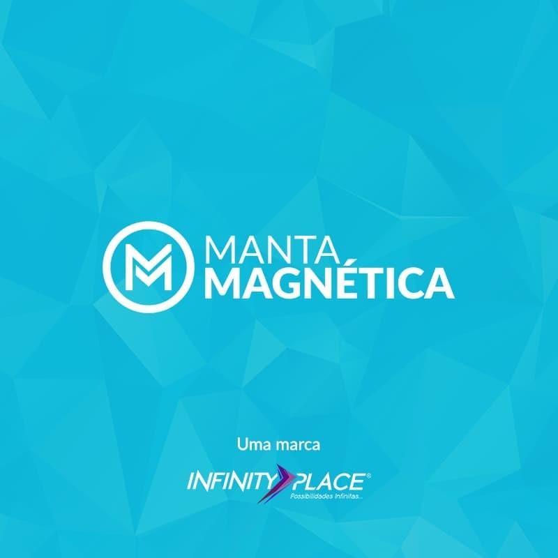 FOLHAS MANTA MAGNÉTICA ADESIVADA - 0,08mm  - INFINITY PLACE