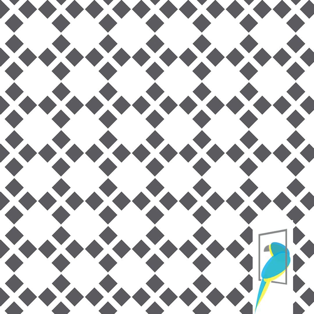 Papel De Parede Geométrico 24  - INFINITY PLACE
