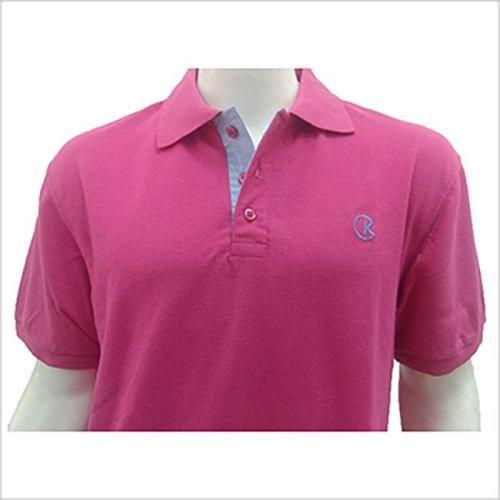 5a2e648b993a6 Camisa Polo Masculina Pink Piquet CK Cekock - Cekock A Marca do Lobo