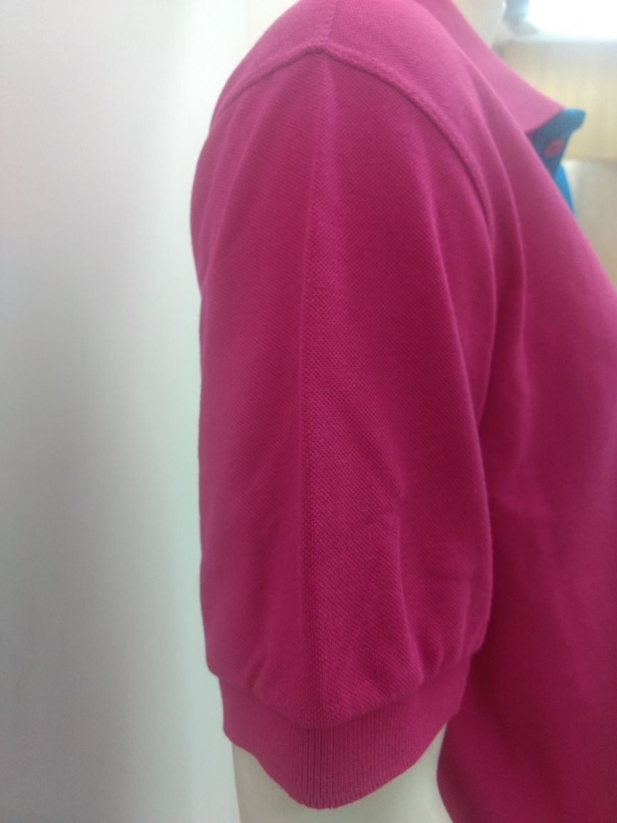 5e9ae697b6939 Camisa Gola Polo Masculina Brasão Pink Piquet Cekock - Cekock A ...