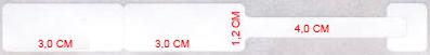 Etiqueta em Bopp para Produtos