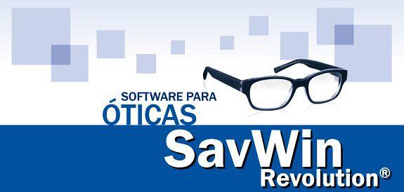 Programa SavWin Revolution Óticas